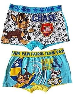 Paw Patrol Boxershorts 4//5 Jahre