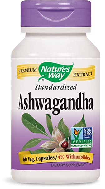 Image result for Nature's Way - Ashwagandha *Ashwagandha