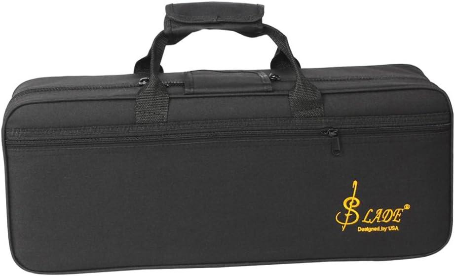SM SunniMix Oxford Fabric Trompeta Gig Bag Estuche De Almacenamiento Suave Negro: Amazon.es: Instrumentos musicales