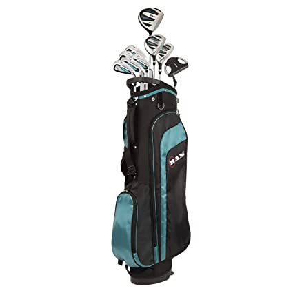 Amazon.com : RAM Golf EZ3 Ladies Petite Golf Right Hand ...