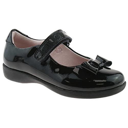 c849e21f94df0 Lelli Kelly LK8226 (DB01) Perrie Black Patent Dolly School Shoes E Fitting  -28 (UK 10): Amazon.co.uk: Shoes & Bags