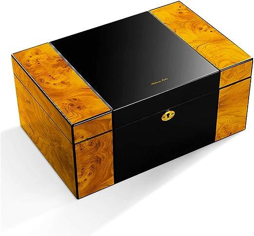 XF Hong Tai Yang Regalo de Madera de Cedro Caja de cigarros ...