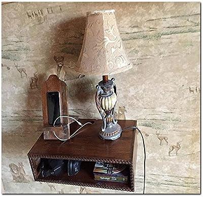 nightstand,ON SALE WAS $179 NOW $139 rustic nightstand,bedside table, Floating bedside table,floating nightstand