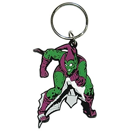 Amazon.com: The Green Goblin – Marvel Llavero/Llavero ...