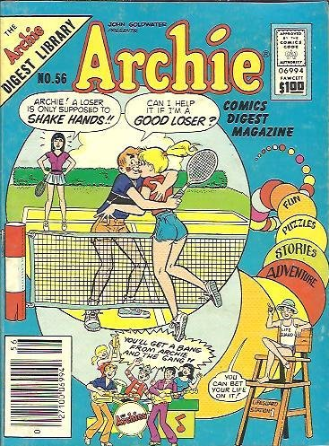 Archie Comics Digest Magazine #56