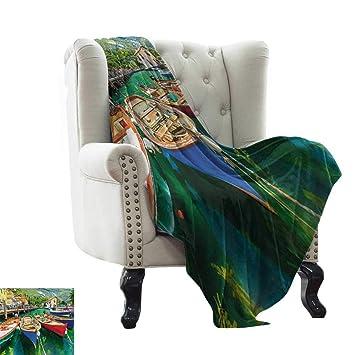 Amazon.com: Manta de sofá italiana, imágenes de estilo de ...