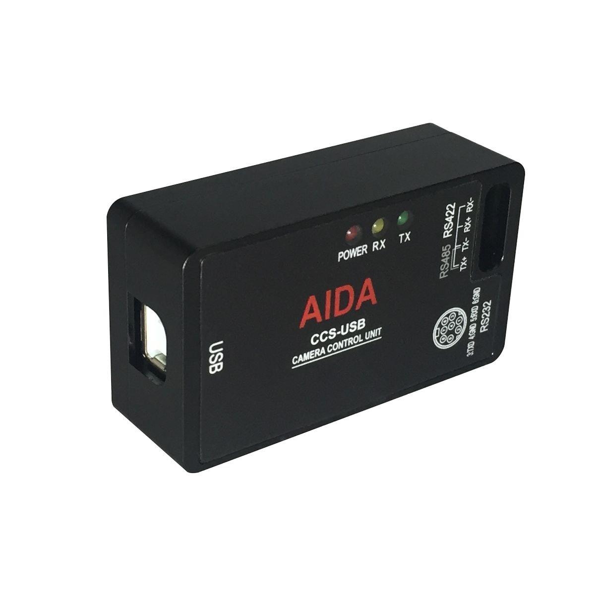 AIDA Imaging CCS-USB VISCA Camera Control Unit and Software