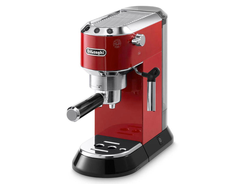DeLonghi Dedica EC 680.R Independiente Máquina espresso Semi ...
