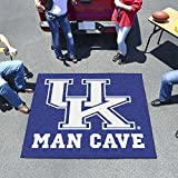 Kentucky Wildcats NCAA Man Cave Tailgater'' Floor Mat (60in x 72in)'' - FAN-14654
