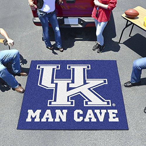 Kentucky Wildcats NCAA Man Cave Tailgater'' Floor Mat (60in x 72in)'' - FAN-14654 by Fanmats