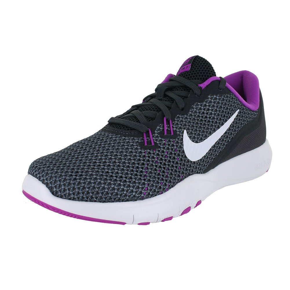 Nike Women's Flex Trainer 5 Shoe B01MT1HAS5 10.5 Grey B(M) US|Anthracite Wht Dk Grey 10.5 Violet 8abb9f