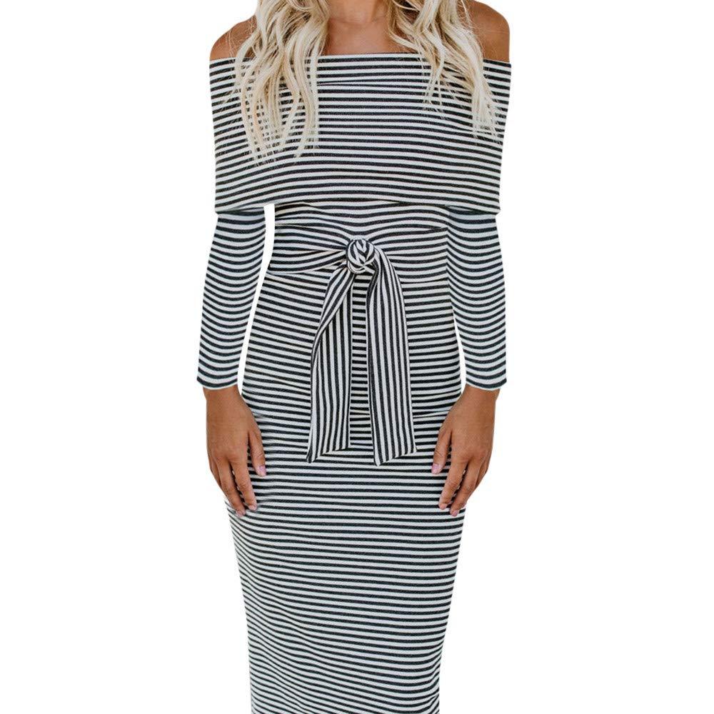 innovative design 27e75 80055 Kleider Damen Elegant Blusen Tuniken T-Shirt Kleid ...