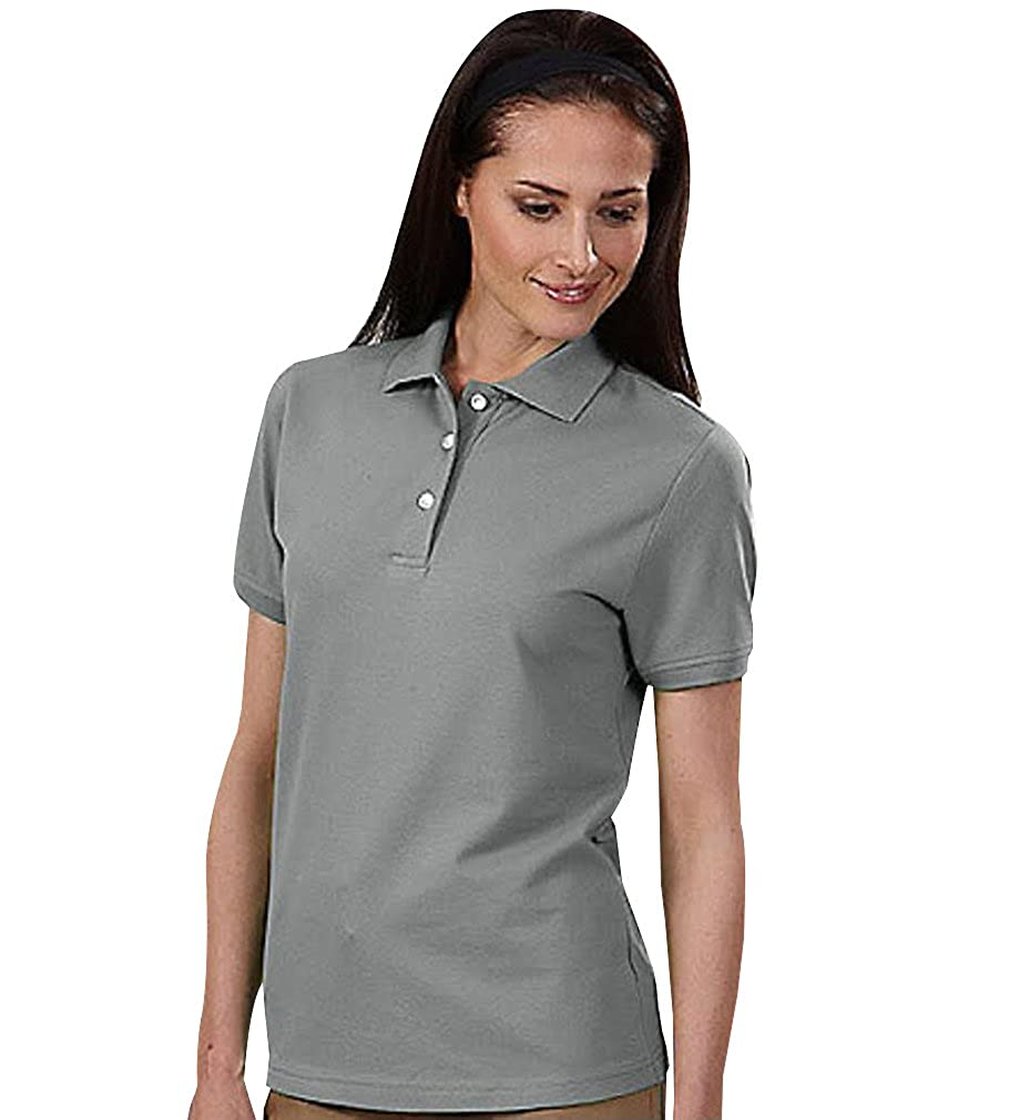 Izod Women's Short Sleeve Silk-Wash Pique Polo Shirt 13Z0063 IZOD SS13Z0063