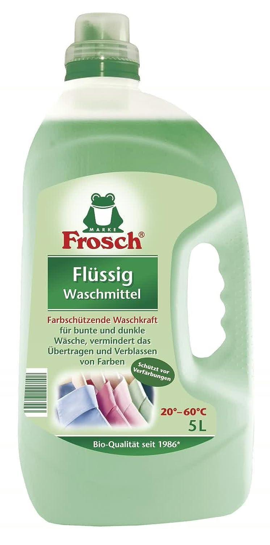 Frosch Flüssig Waschmittel, 5 l: Amazon.de: Drogerie & Körperpflege