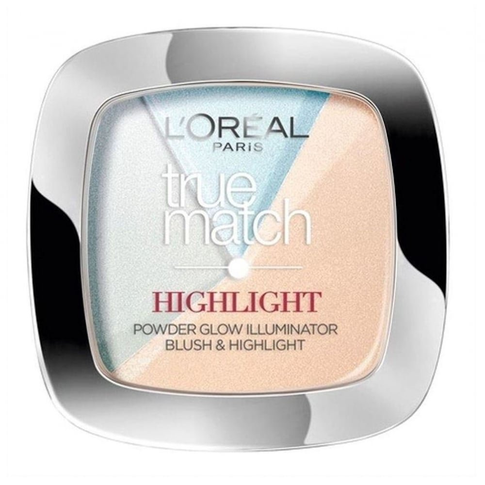 Loreal True Match Powder Glow Illuminator Icy Glow 302R/302 C