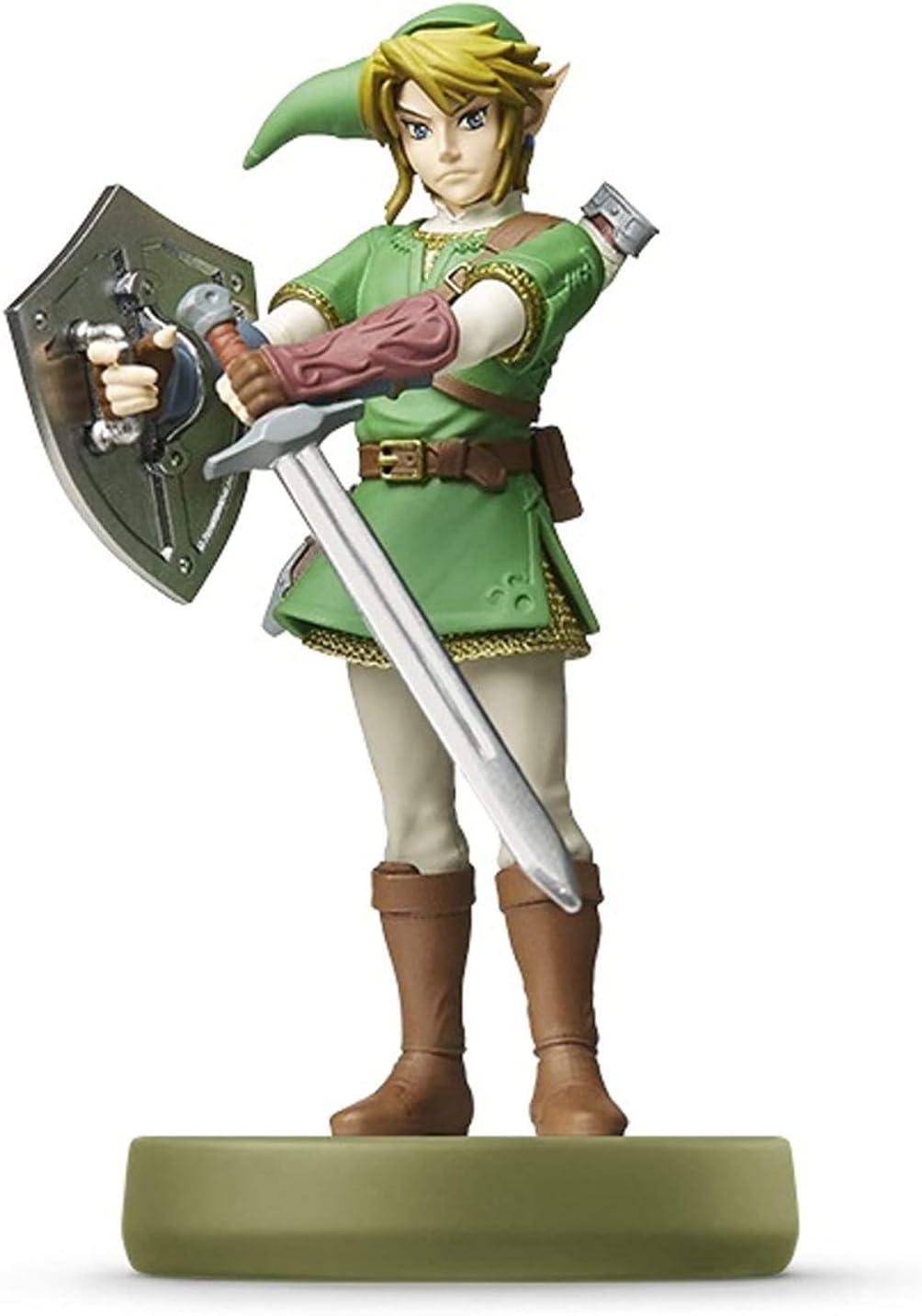 Amiibo Link (Twilight Princess Ver) - The Legend of Zelda Series [Japan Import]
