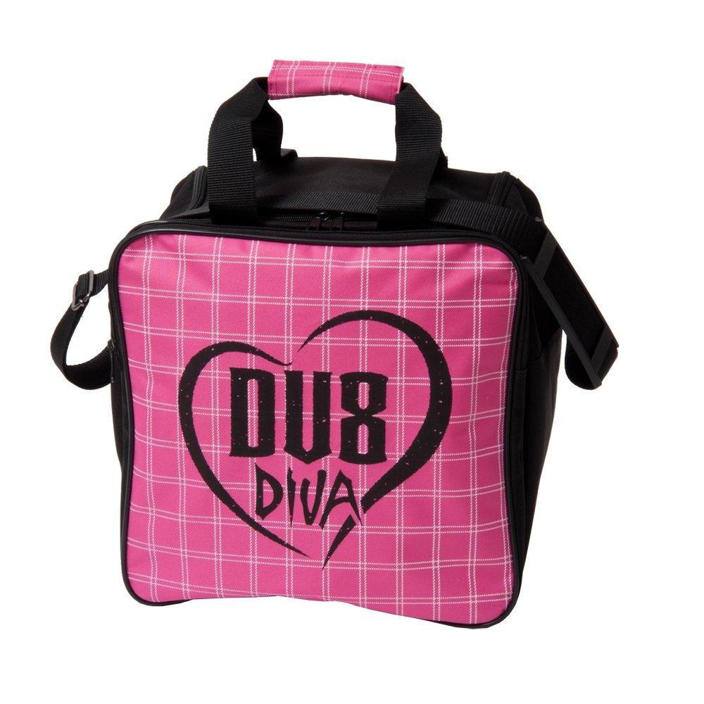 DV8 Diva Einzeltasche pink/schwarz 59-105228