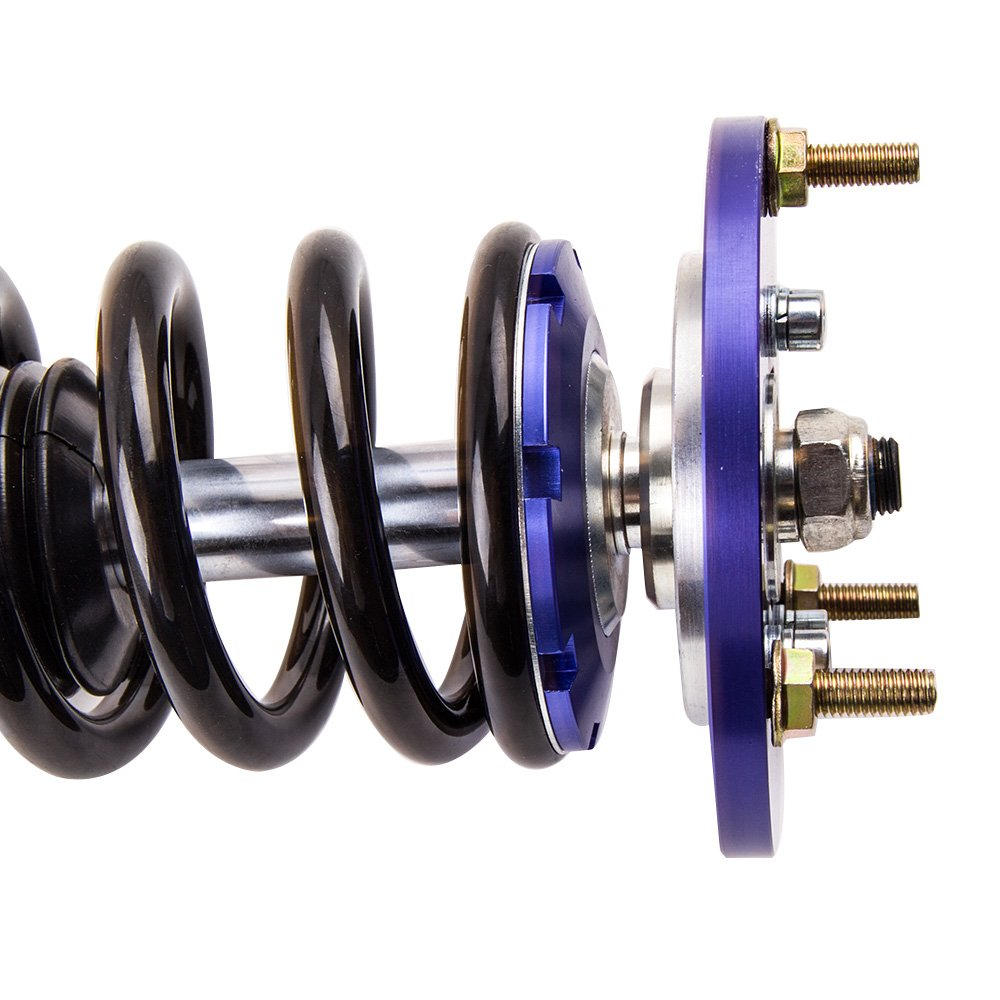 Coilovers Shock Spring Suspension for BMW E36 318i 318is 318ic 320i 323i 323ic 323is 328i 328is 328ic M3 1992-1999 Blue