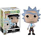 Funko Action Figure Animation Rick & Morty, Rick Toy Figure
