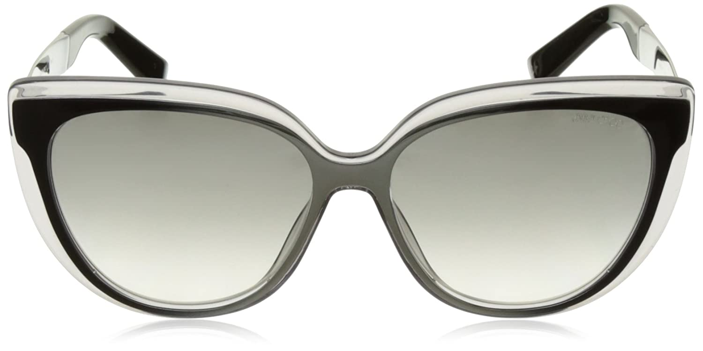 b733e4aee2f1 Jimmy Choo Cindy S 01M0 Gray IC gray mirror shaded silver lens Sunglasses   Amazon.ca  Luggage   Bags