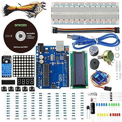 Smraza UNO Project Starter Kit by Smraza