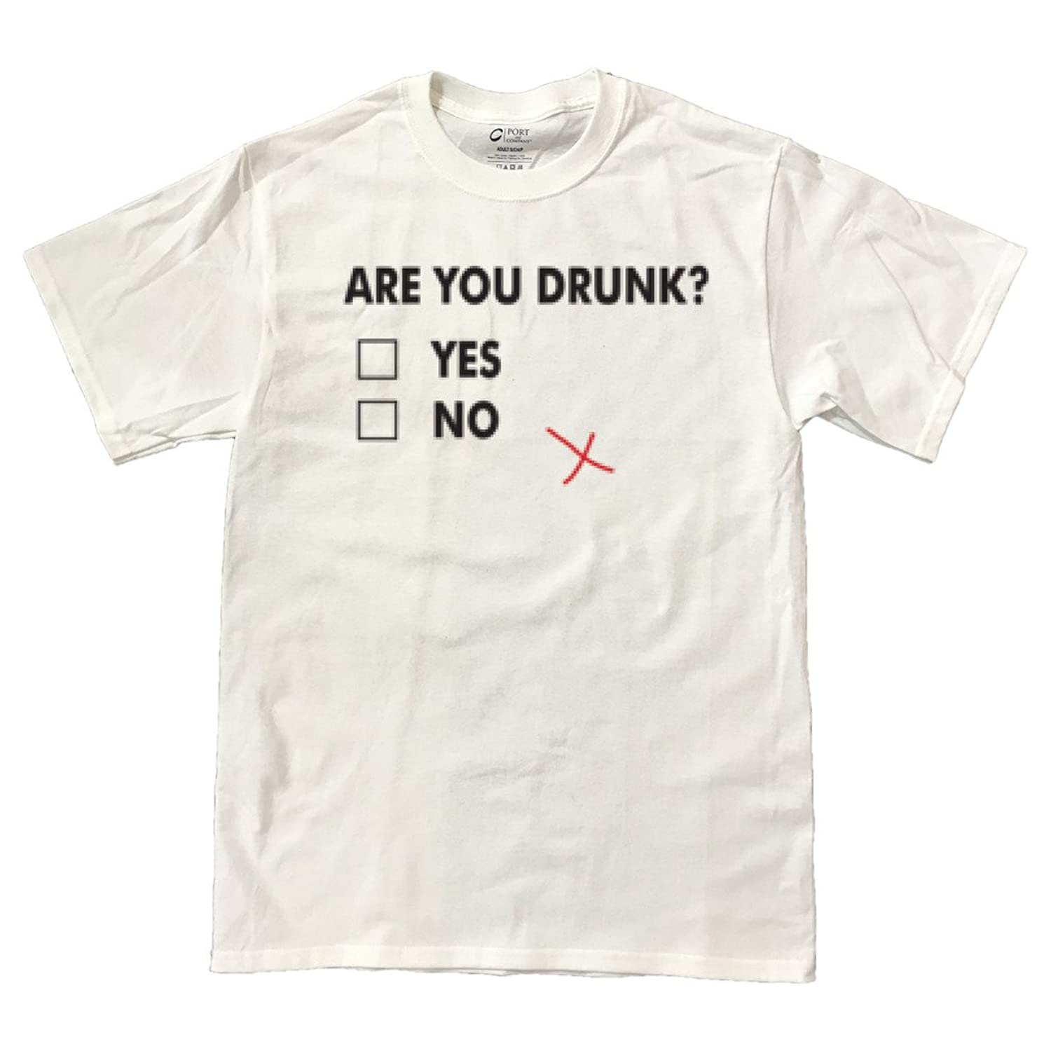 Are You Drunk@| Unisex T-Shirt