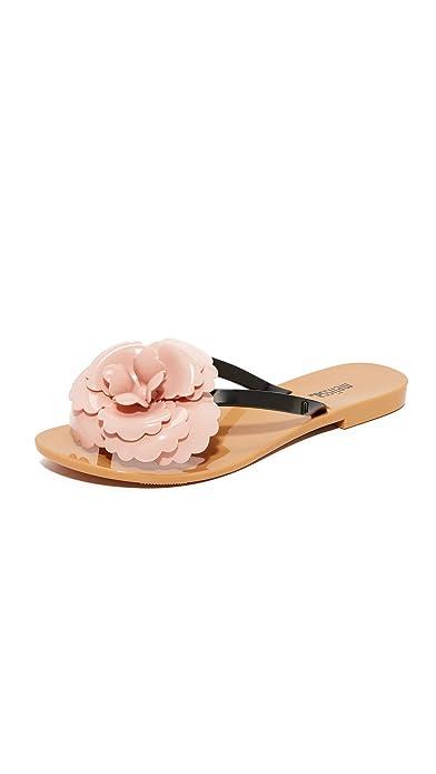757ceb53dbda9 Melissa Women s Harmonic Flower Thong Sandals