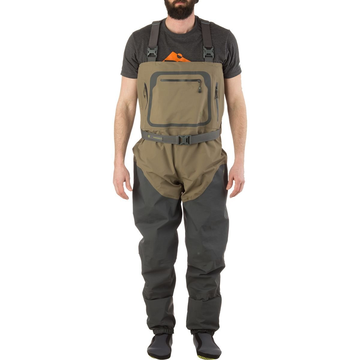 Hodgman h5ストッキング足Wader B011LUZ84U X-Large King|Bronze/Dark Charcoal Bronze/Dark Charcoal X-Large King