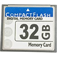Bodawei Original 32GB CompactFlash Memory Card High Speed 133x (TS32GCF133) Industrial (CF 32 GB) Compact Flash Card for Canon Camera CARDs