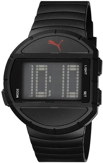 Negro Puma De HombrePlásticoColor Reloj Pu910891003 Pulsera ZiuOPXkT