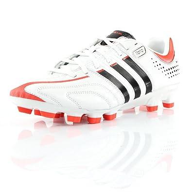 fc2835d53cb adidas Adipure 11Pro TRX HG White White Size  8  Amazon.co.uk  Shoes   Bags