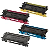 brother mfc 9450cdn high yield toner cartridge set office products. Black Bedroom Furniture Sets. Home Design Ideas
