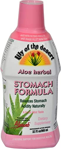 Lily Of The Desert Stomach Formula Org