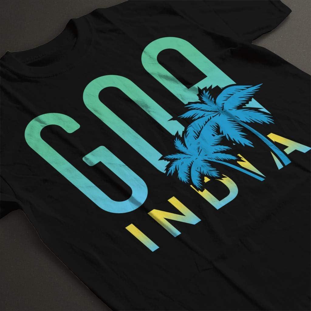 Goa India Sunset Hue Kids T-Shirt