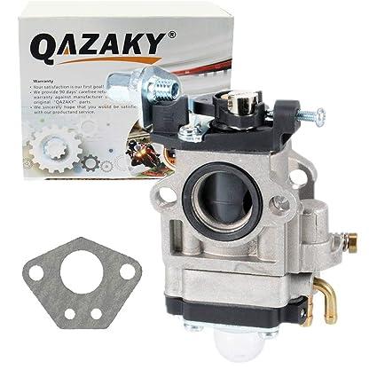 QAZAKY Sustitución del Carburador para 33Cc 43Cc 47Cc 49Cc 50Cc ...
