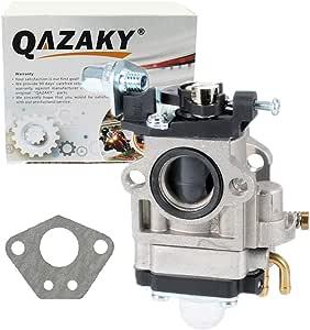 Carburador 47cc 49cc Carburador del motor con filtro de aire de pl/ástico de 2 tiempos para Mini Quad ATV Dirt Bike Minimoto Pocket Bike Go Kart Buggy