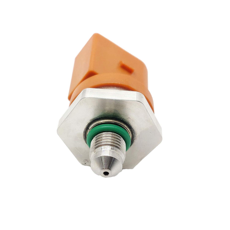 Pressure Regulators High Pressure Fuel Sensor for Audi A3 A4 A5 A6 ...
