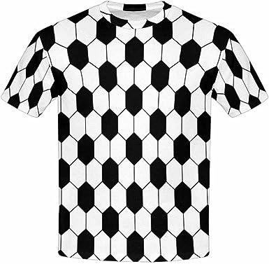 INTERESTPRINT Kids T-Shirt Geometric XS-XL