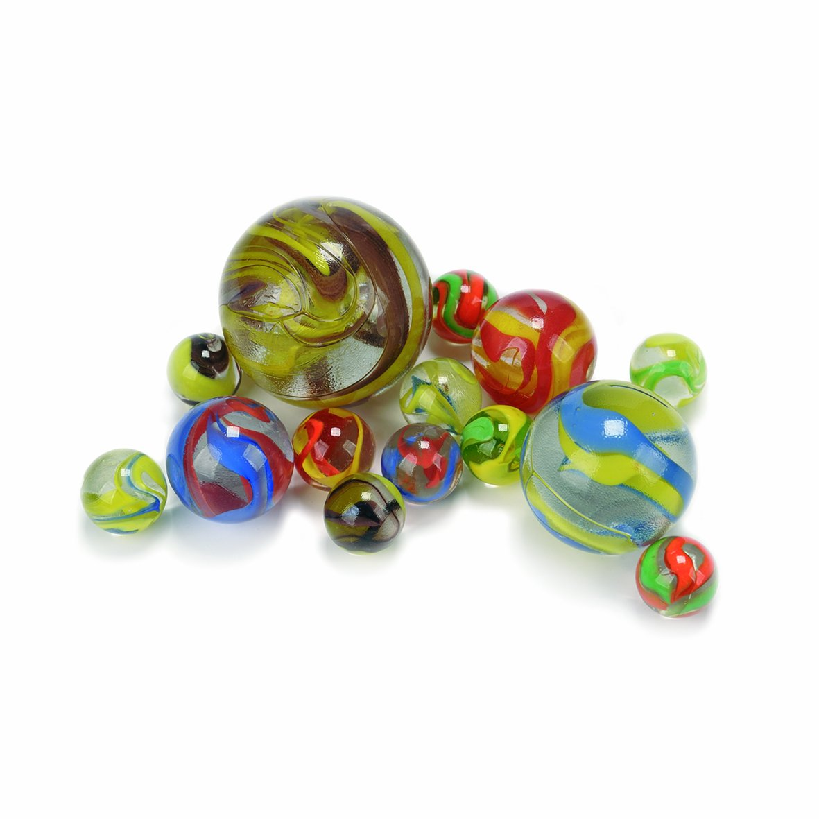 King Marbles Outer Space Classic Marbles Great Gizmos KM035