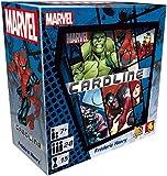 Asmodee CARMAR01 - Cardline Marvel - Jeu de Cartes