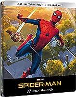 Spider-Man: Homecoming (4K UHD + BD Extras) (Edición Especial Metal) (Con Comic) - Exclusiva Amazon [Blu-ray]