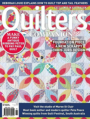 Best Price for Quilter's Companion Magazine Subscription