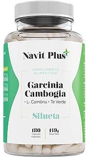 Garcinia Cambogia con L-Carnitina | HCA | Té Verde ...
