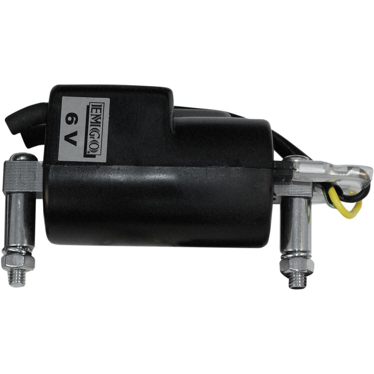 61Q1o9nZ2 L._SL1200_ amazon com emgo universal ignition coil 24 72454 automotive emgo coil wire diagram at bayanpartner.co