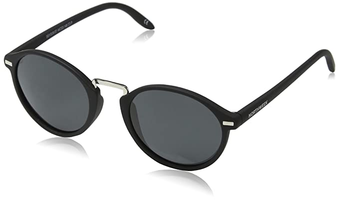 NORTHWEEK VESCA Duke Gafas de sol, Black, 132 Unisex: Amazon ...