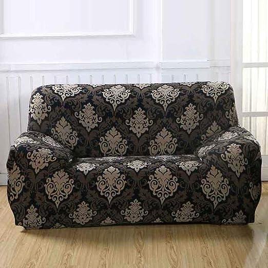 CCMOO 1/2/3/4 Sofá elástico Funda de sofá Fundas de sofá Algodón ...