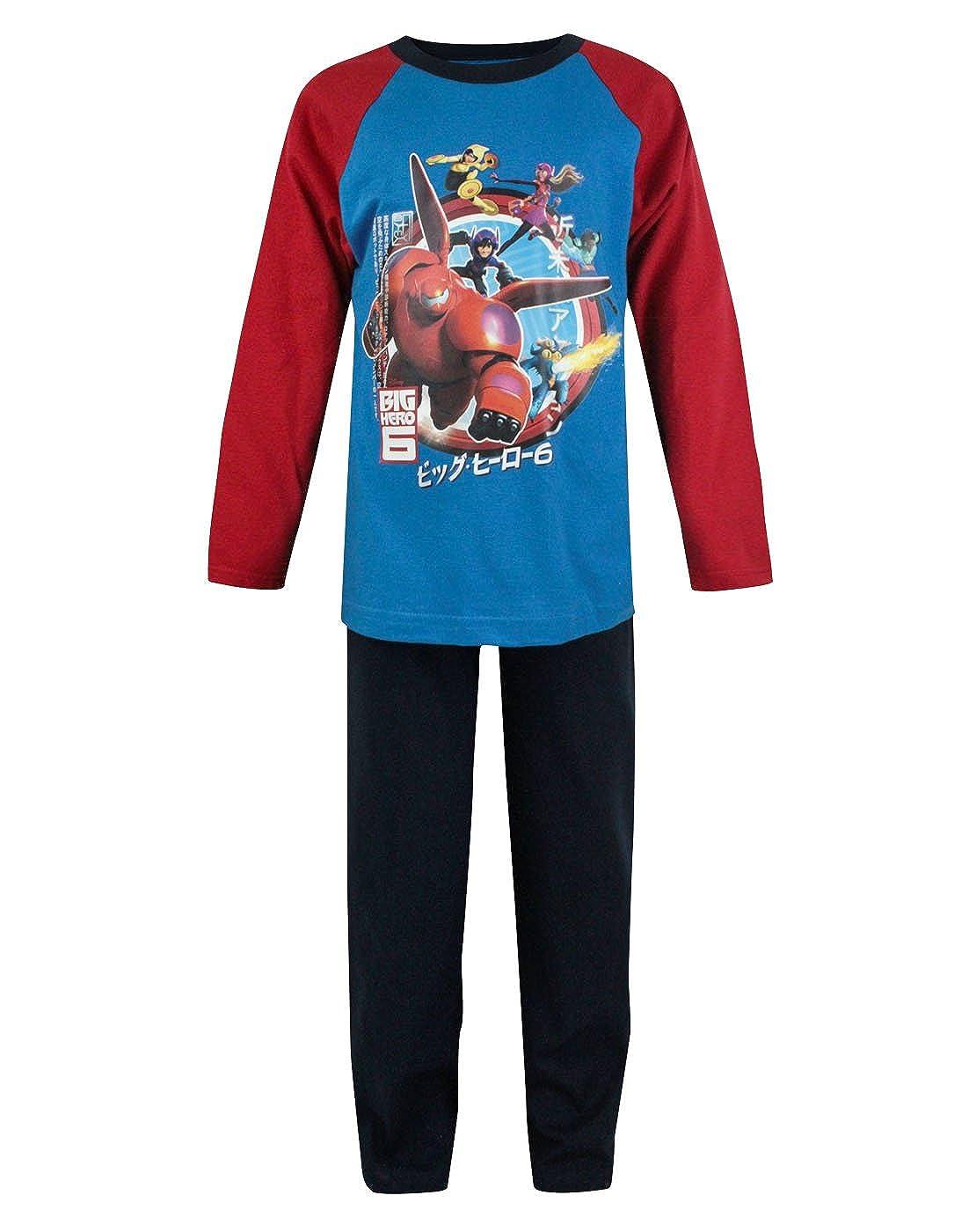 Official Big Hero 6 Boy's Pyjamas