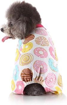 Sylar Ropa para Mascotas, Camiseta De Algodón Disfraz De Cachorro ...