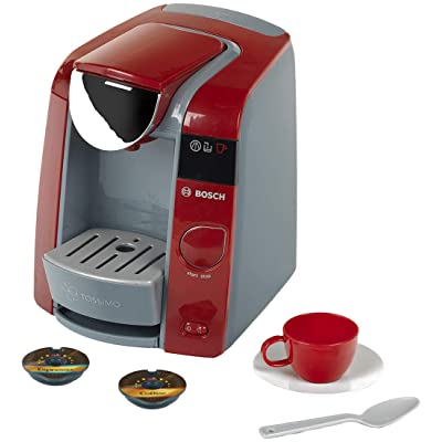 Theo Klein - Bosch Tassimo Coffee Maker Premium Toys For Kids Ages 3 Years & Up: Toys & Games