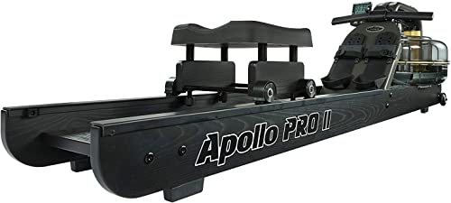 First Degree Fitness Apollo II Reserve AR Indoor Water Rowing Machine